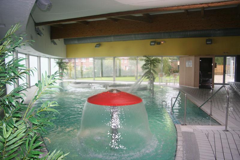 Espace d tente de la piscine de wasquehal les for Piscine tourcoing tarif