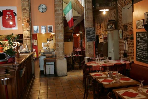 Restaurant Italien Boulevard De La Liberte Lille