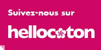 Suivez-nous sur Hellocoton